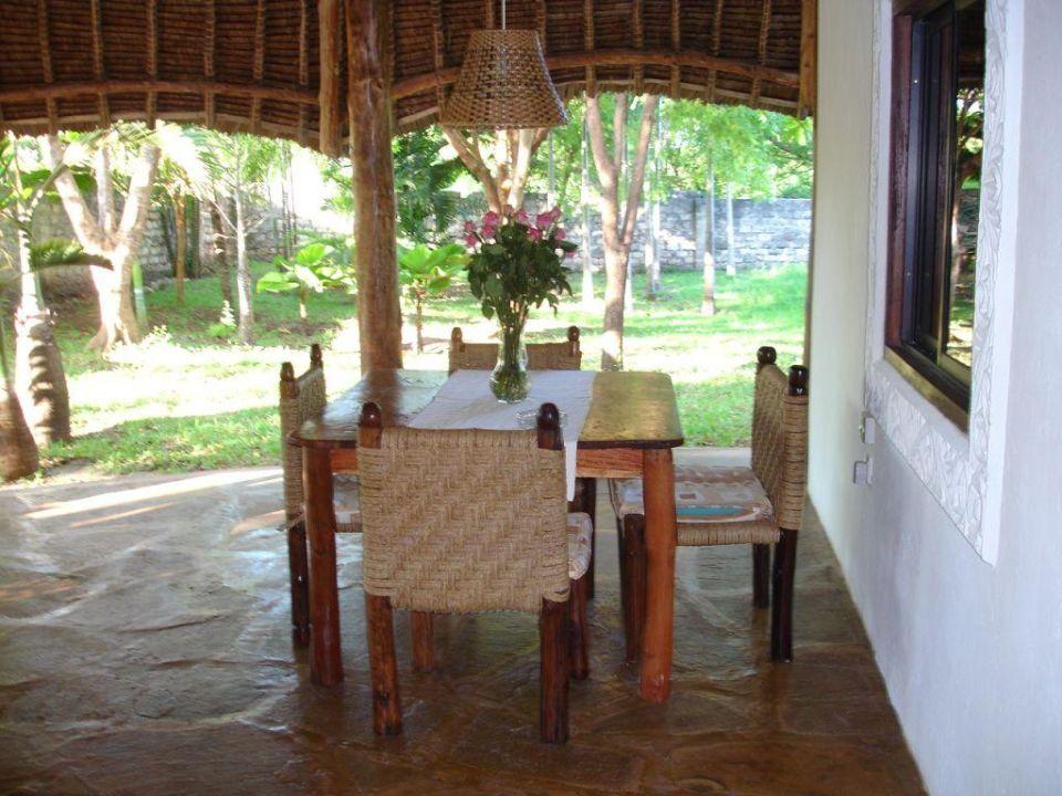 Essbereich Golden Palm Villa