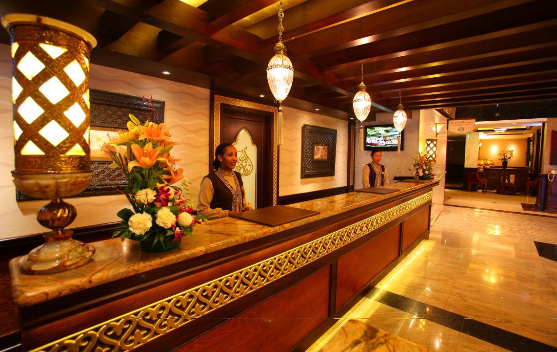 Sonstiges Arabian Courtyard Hotel & Spa