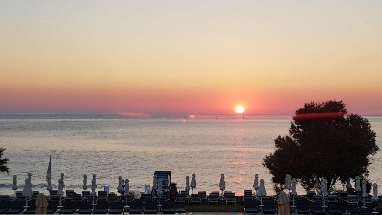 Ausblick Kiani Beach Resort Family All Inclusive