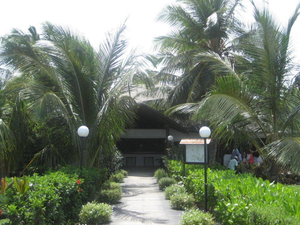 Restaurant Cinnamon Dhonveli Maldives