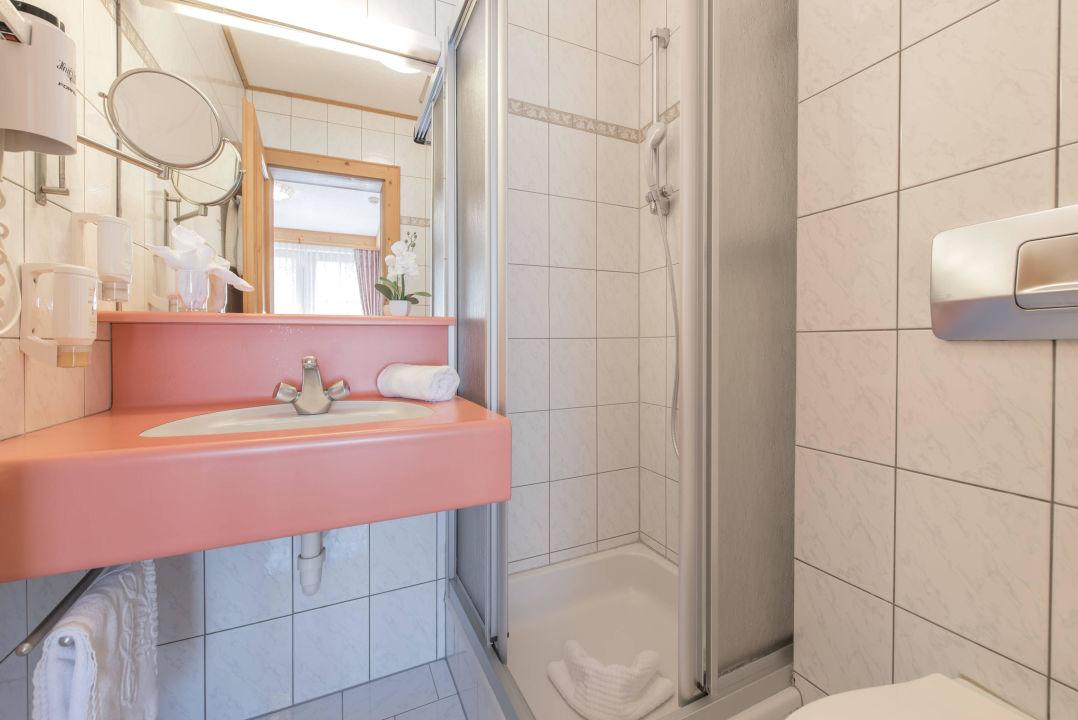 Single- Badezimmer