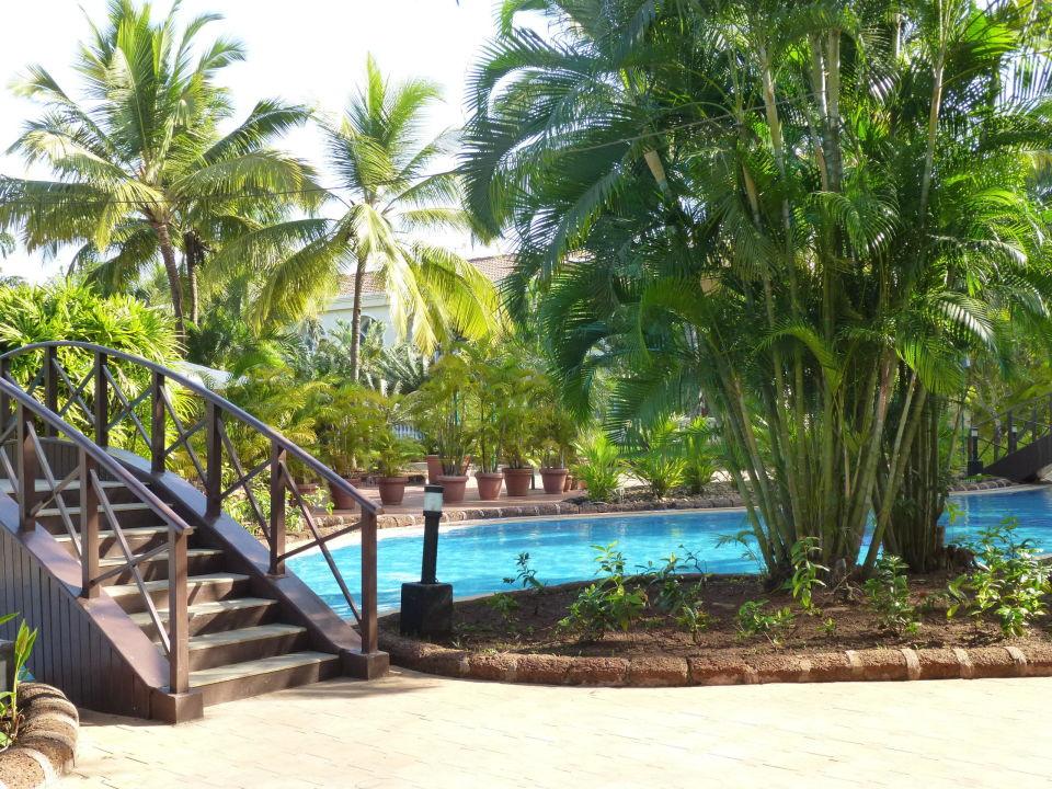 Großer Pool in der Anlage The Zuri White Sands, Resort & Casino