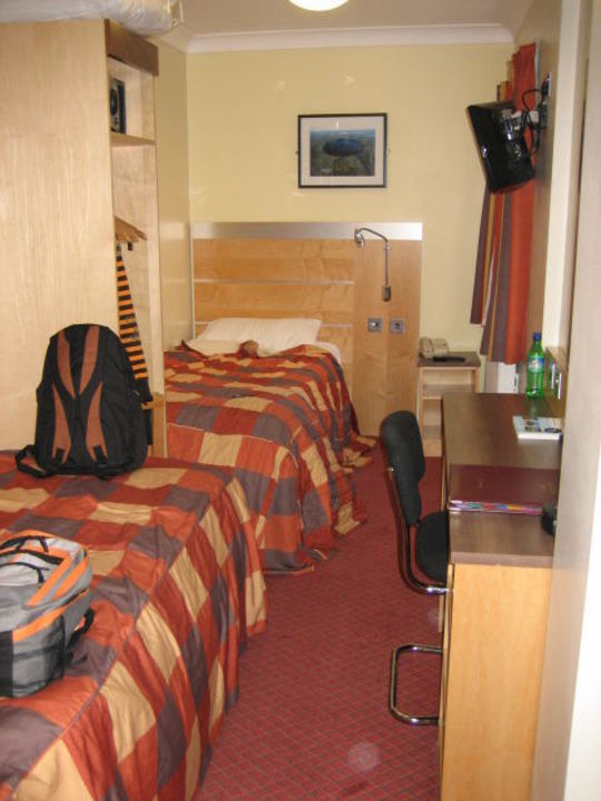 Zimmer 306 Best Western Hotel Victoria Palace