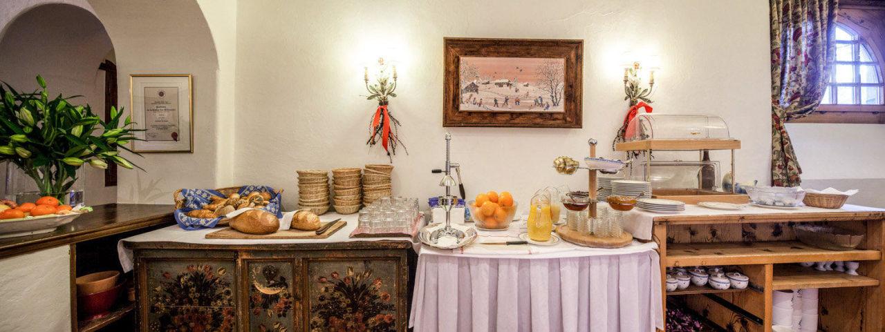 Unser Frühstücksbuffet Hotel Parsenn