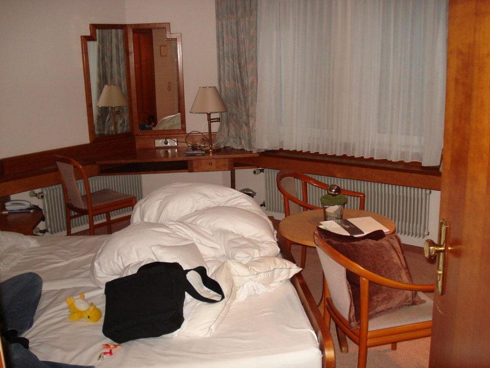 Überblick Zimmer Hotel Brielhof