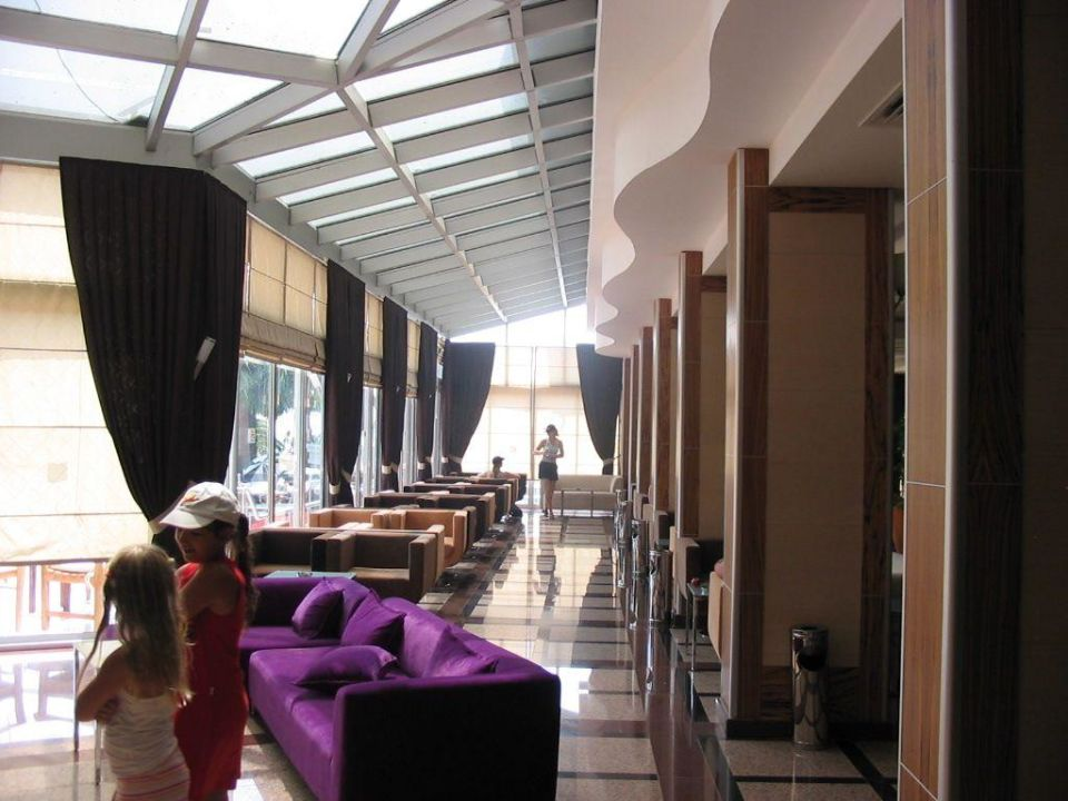 Lobby Hotel Hane Hane Hotel