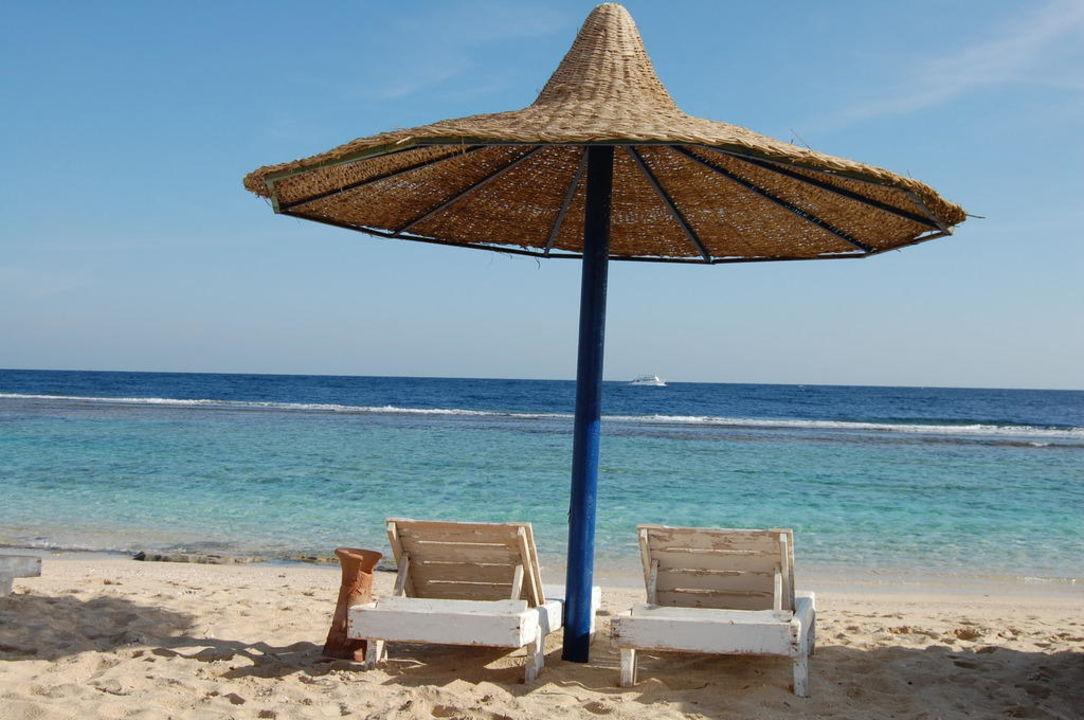 Sonnenliegen Am Strand Hotel Cinderella Beach El Quseir