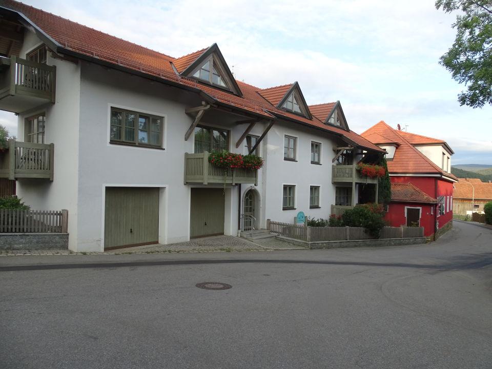 Außenansicht Hotel-Gasthof Zum Bach