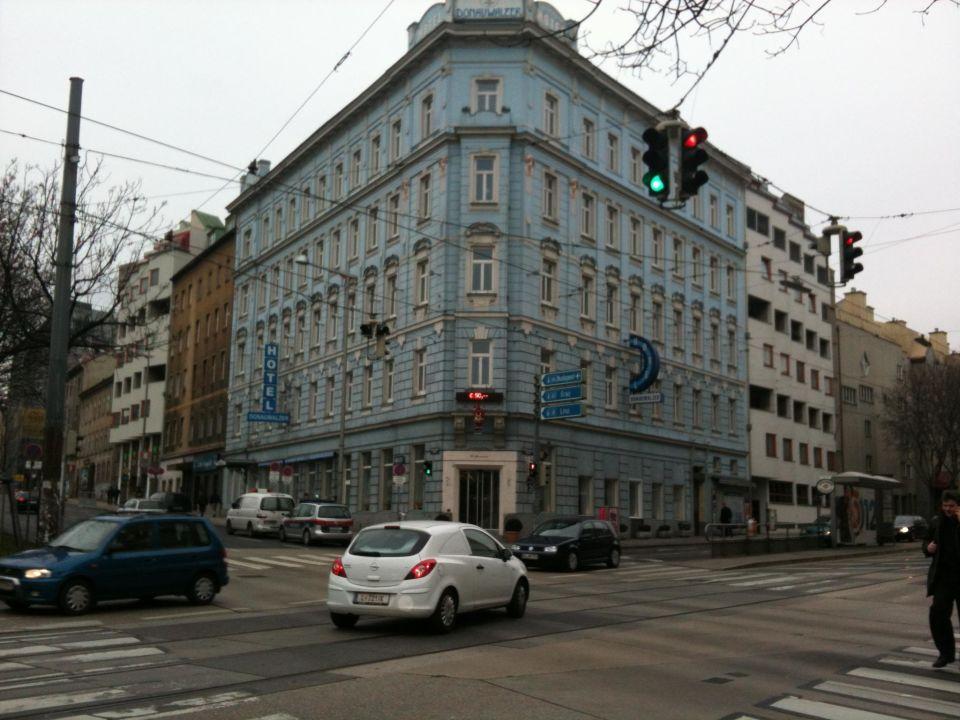 Hotel Donauwalzer Wien Bewertung