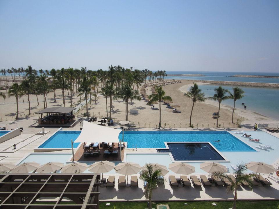 Meerblick Zimmer 438 Fanar Hotel Residences Salalah Beach Taqa