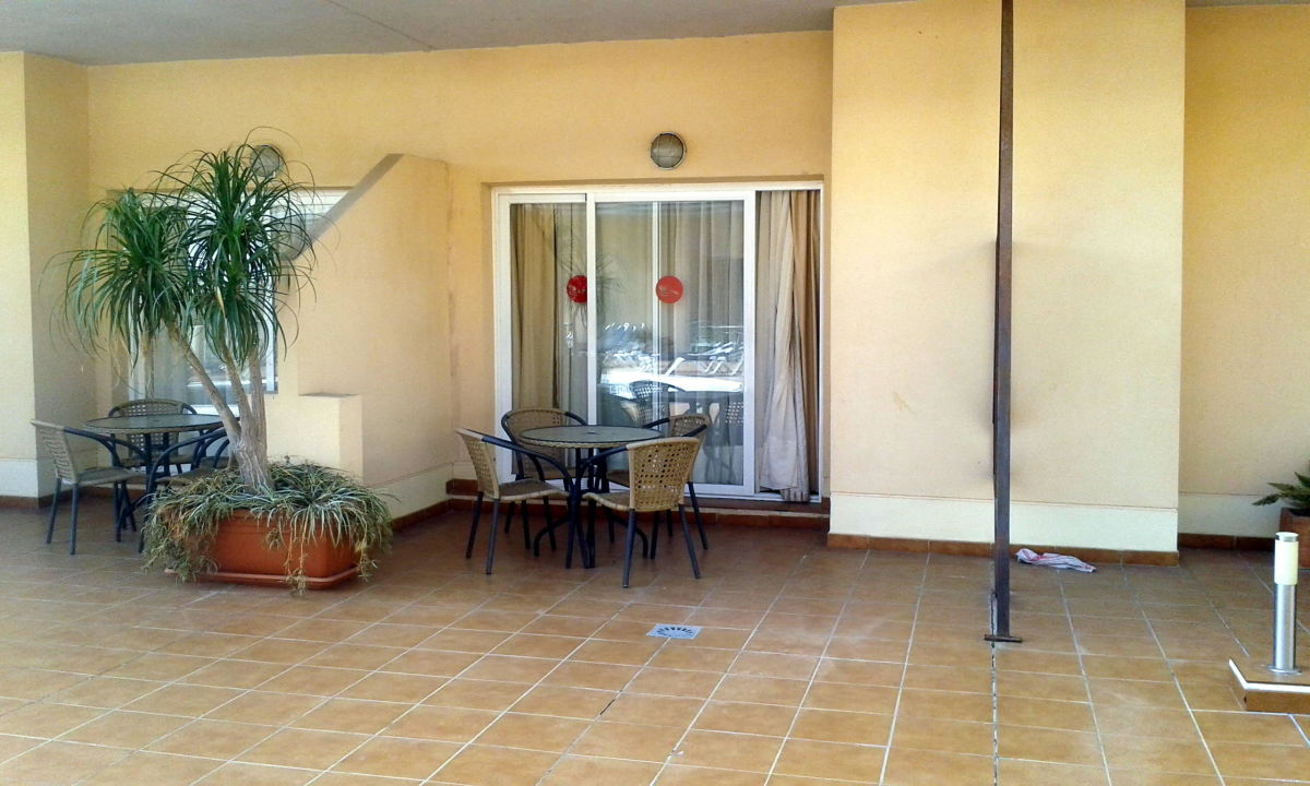 Terrasse  Hotel Vista De Rey