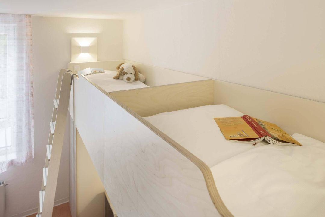 hochbetten f r die kinder awo sano ferienzentrum am. Black Bedroom Furniture Sets. Home Design Ideas