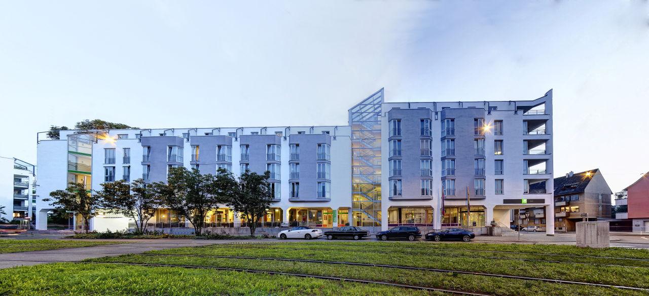 Außenansicht Hotel Ibis Styles Stuttgart