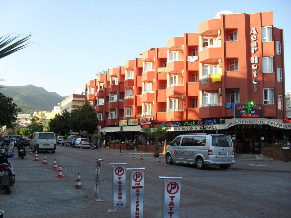 Panorama hotelu Acar Hotel