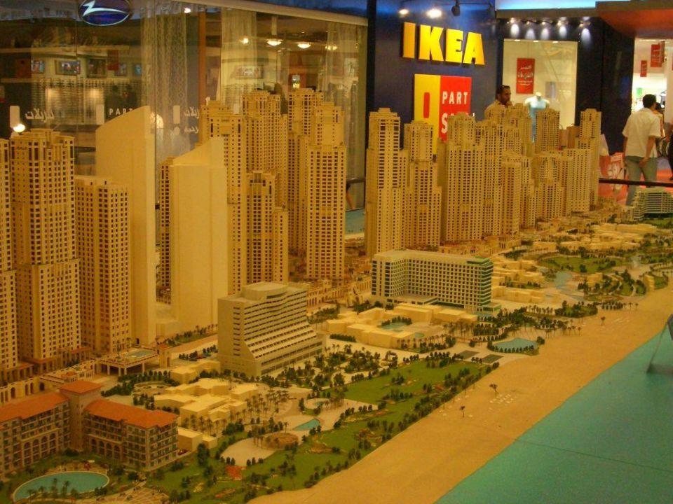 Zukunftsmodell Hotel Oasis Beach  (existiert nicht mehr)