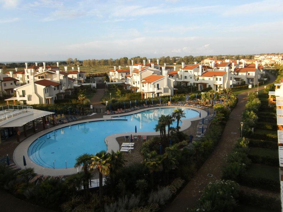 Vom Aussichtsturm  Villaggio Amare