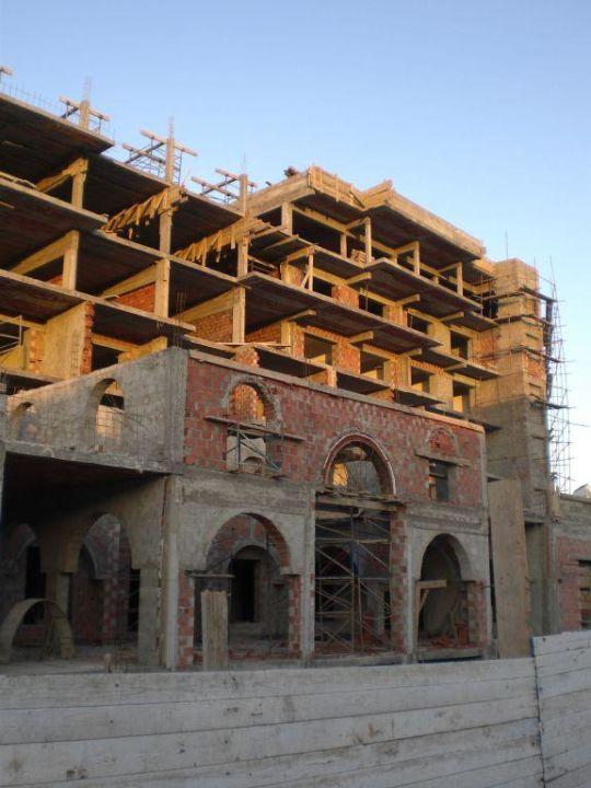 Baustelle Coralia08/6 Hotel Coralia Jawhara Palm Beach
