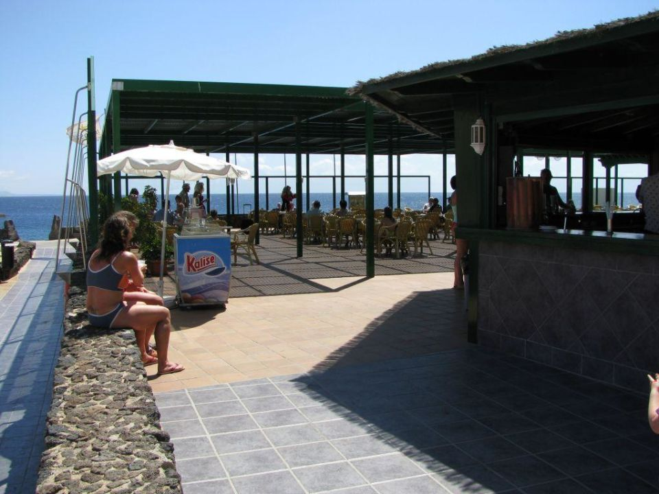Strand/Poolbar Iberostar Selection Lanzarote Park