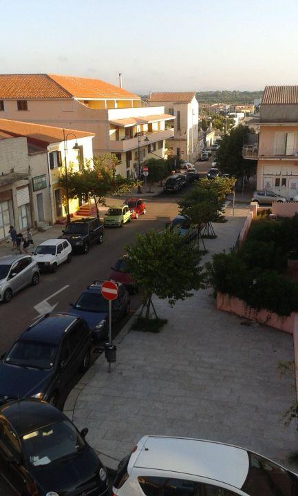 Ausblick aus Zimmer Hotel Marinaro
