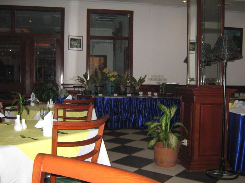Hotelrestaurant Hotel Angkor Holiday