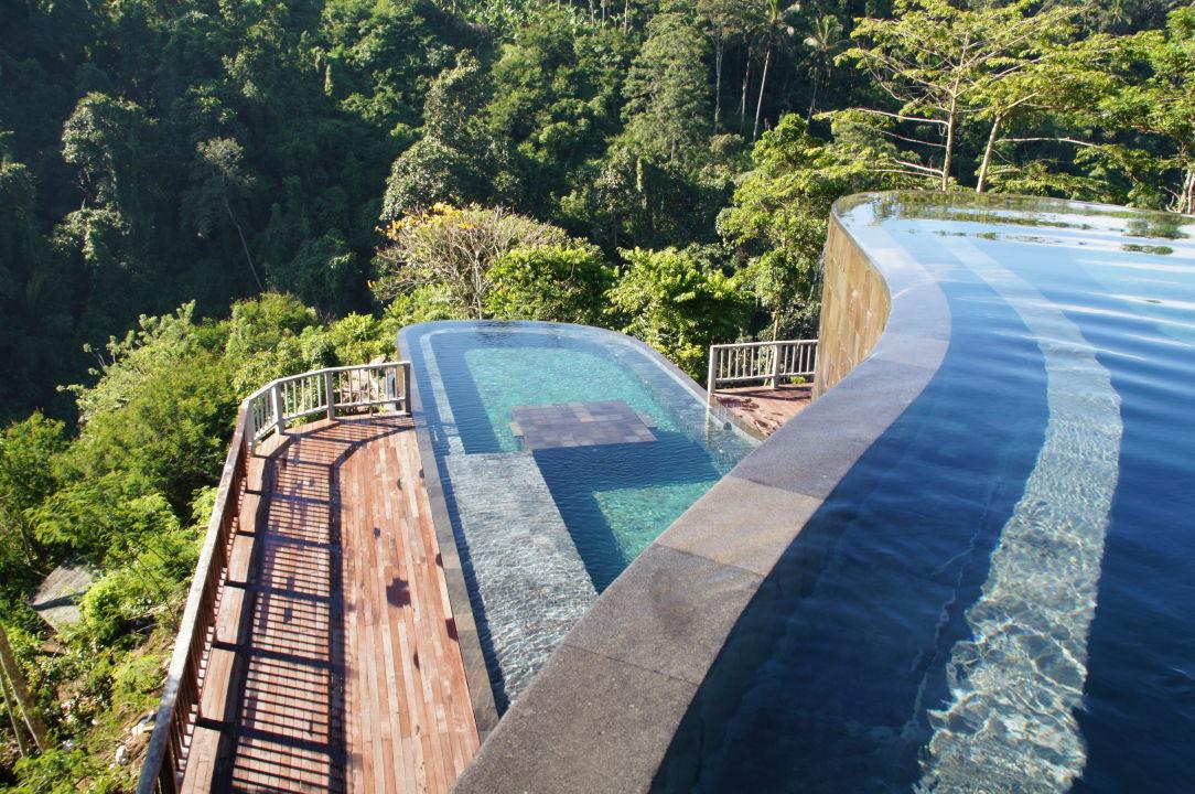 Infinity Pool Hotel Hanging Gardens Of Bali In Ubud