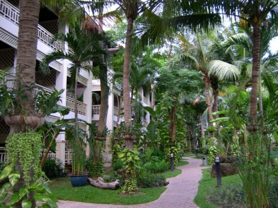Pattaya - Garden Beach Resort - Garden Villas Pullman Pattaya Hotel G