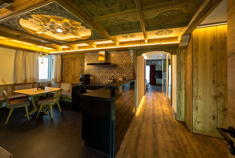 Zimmer Alpendomizil an der Zugspitze - Appartements & Lodges