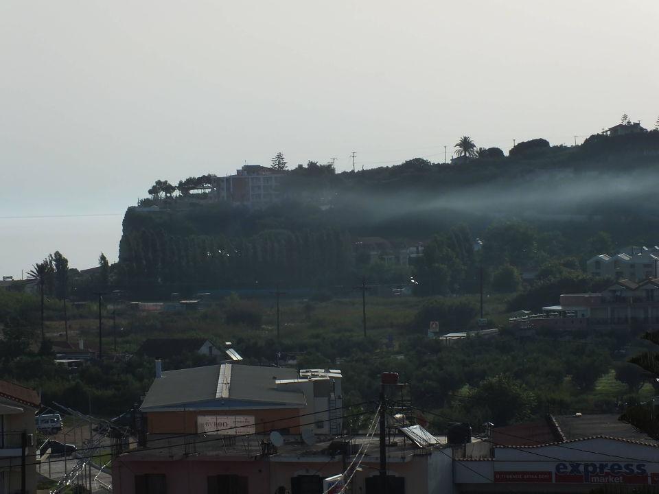 Widok Mavrikos Hotel Zante