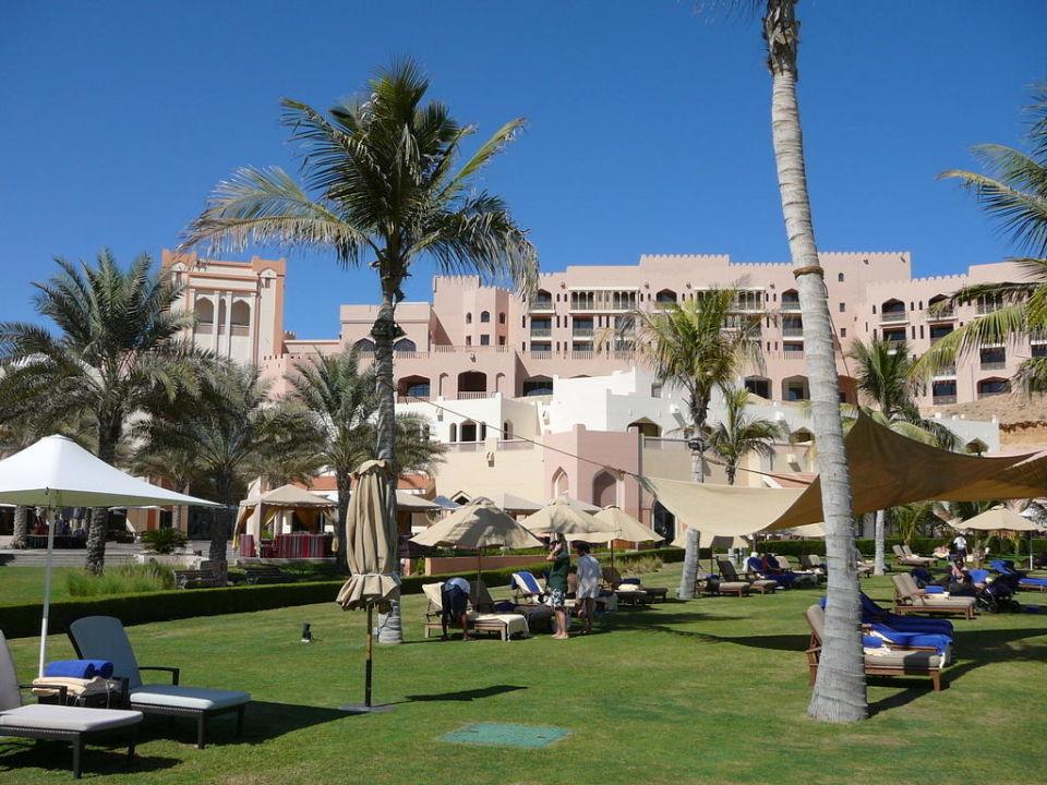 Shangri La Oman Spa