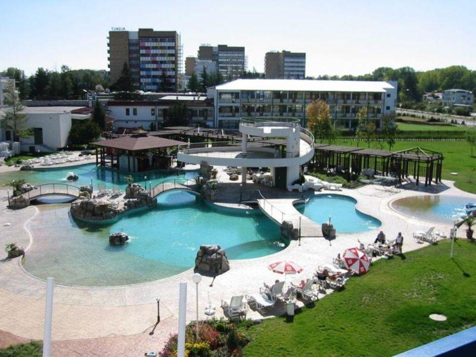 Trakia Plaza Pool Hotel Trakia Plaza