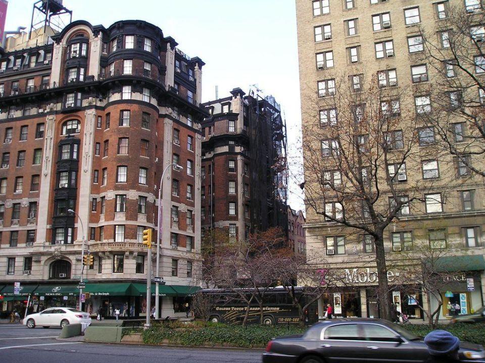 Hotel Belleclaire Hotel Belleclaire New York Manhattan