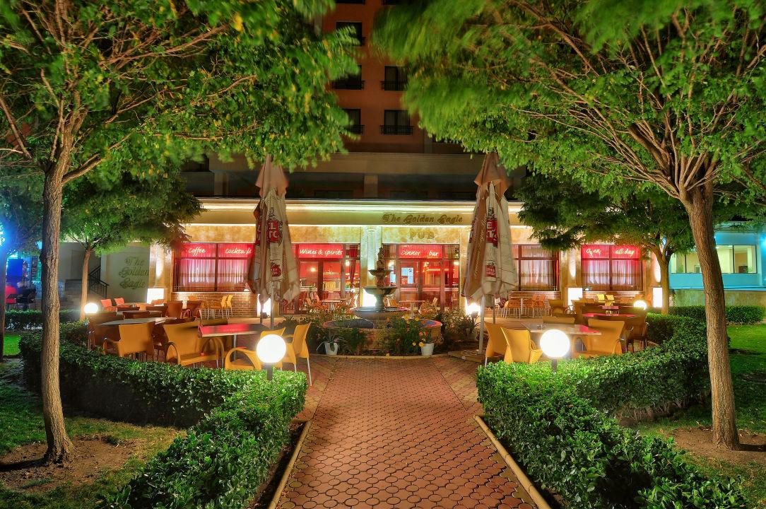 Gastro Hotel Paradise Green Park