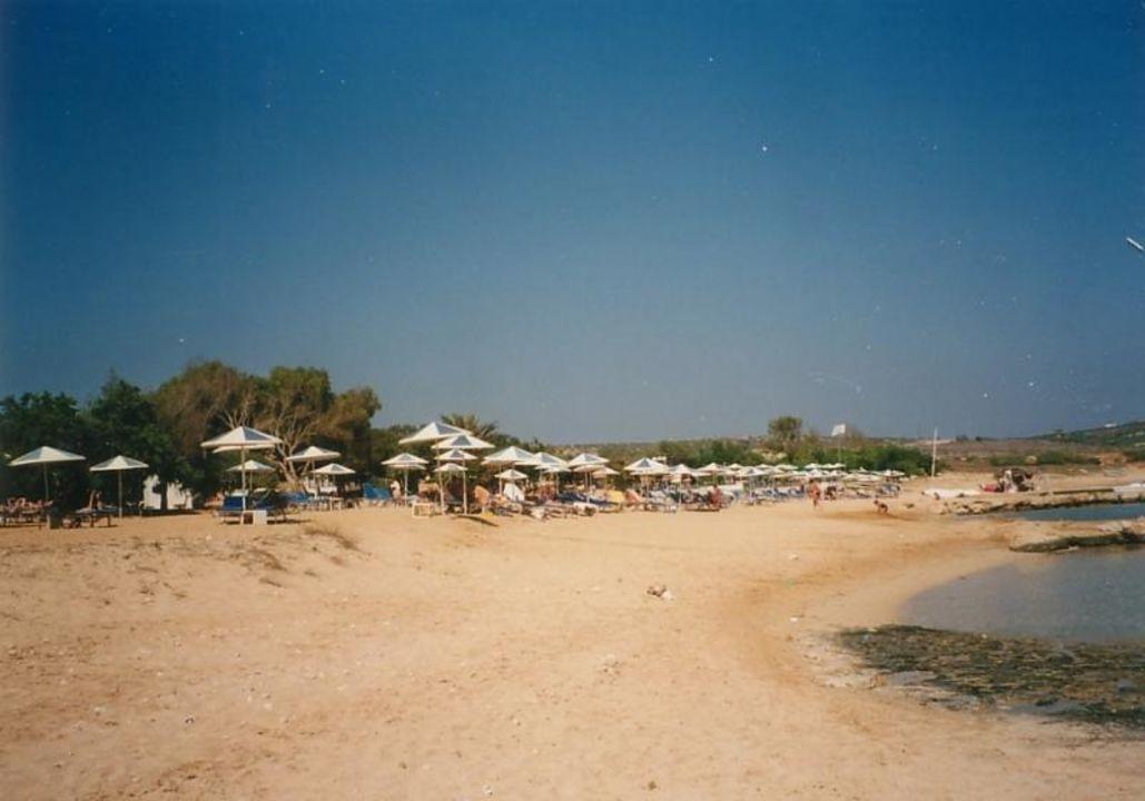 Strand Kermia Beach Bungalows  (Vorgänger-Hotel – existiert nicht mehr)