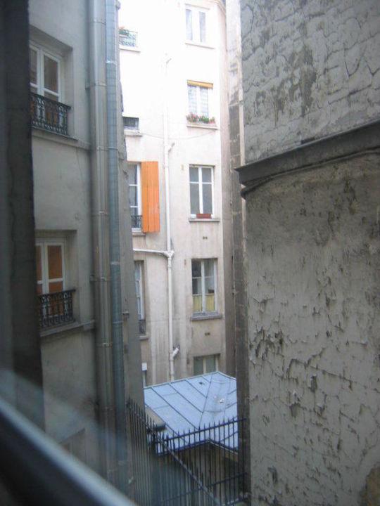 Vue de la fen tre de ma chambre hotel austin 39 s arts et for Vue de ma fenetre