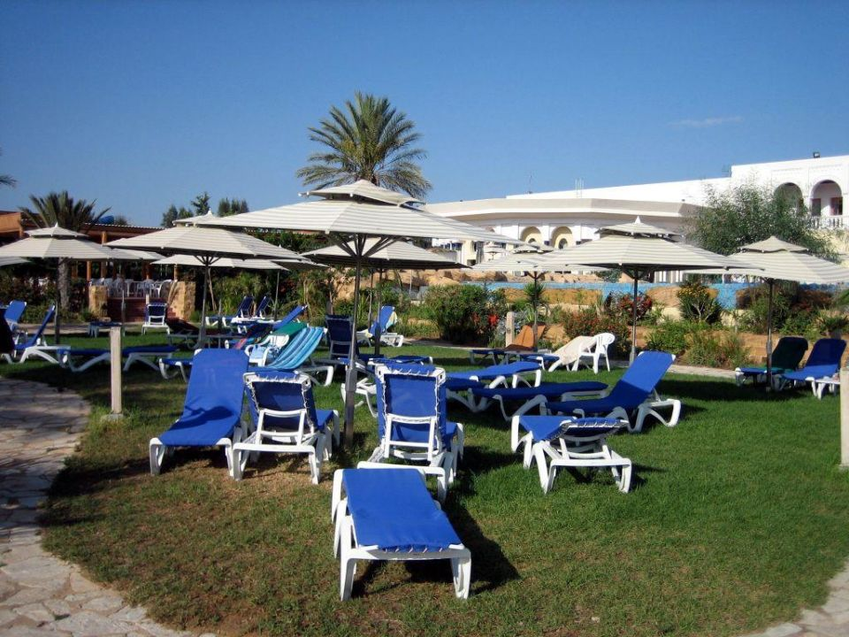Die Liegen Hotel Medina Belisaire & Thalasso