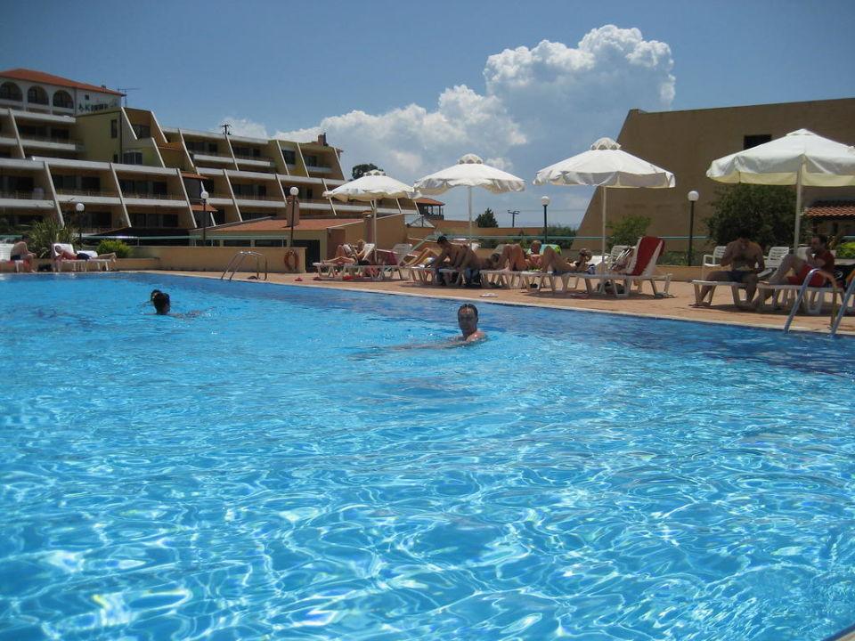 Basen Theoxenia Hotel
