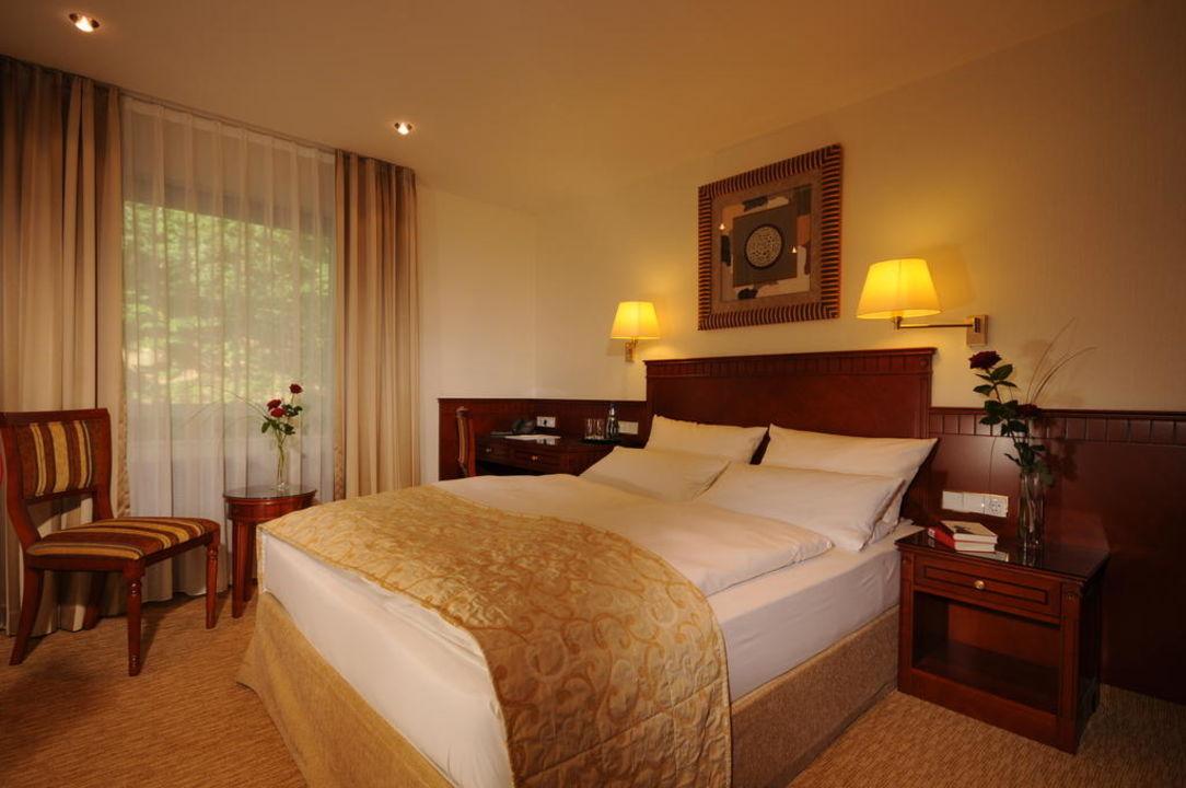Komfortzimmer Hotel Marburger Hof