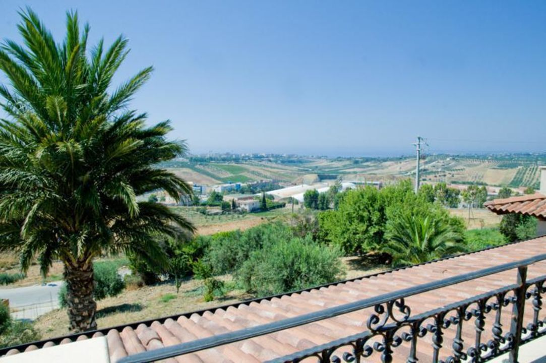 Panorama dal Gambo Verde Casa Vacanze La Rosa Rossa