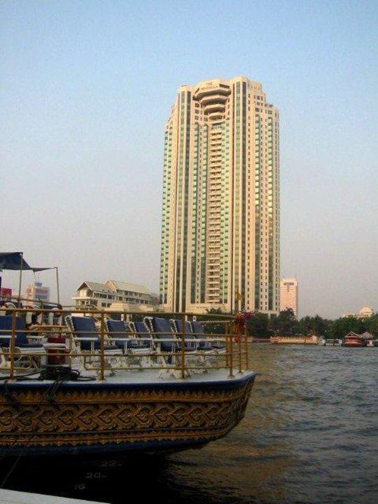 Peninsula Hotel Bangkok Hotel The Peninsula Bangkok
