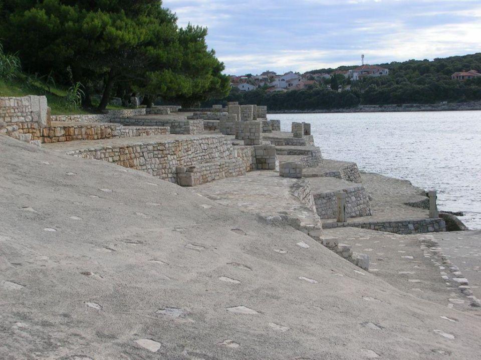 Strand der Anlage Punta Verudela Park Plaza Verudela Pula