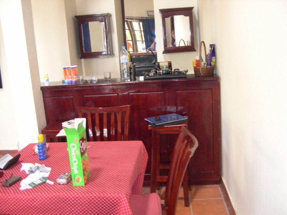 Küchenbar Hotel Cassia Cottages