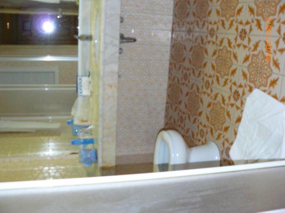 Bathroom Hotel Ali Bey Club