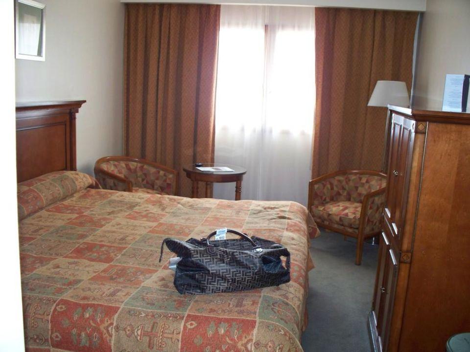 Habitacion del Hotel Albatroz Hotel Albatros