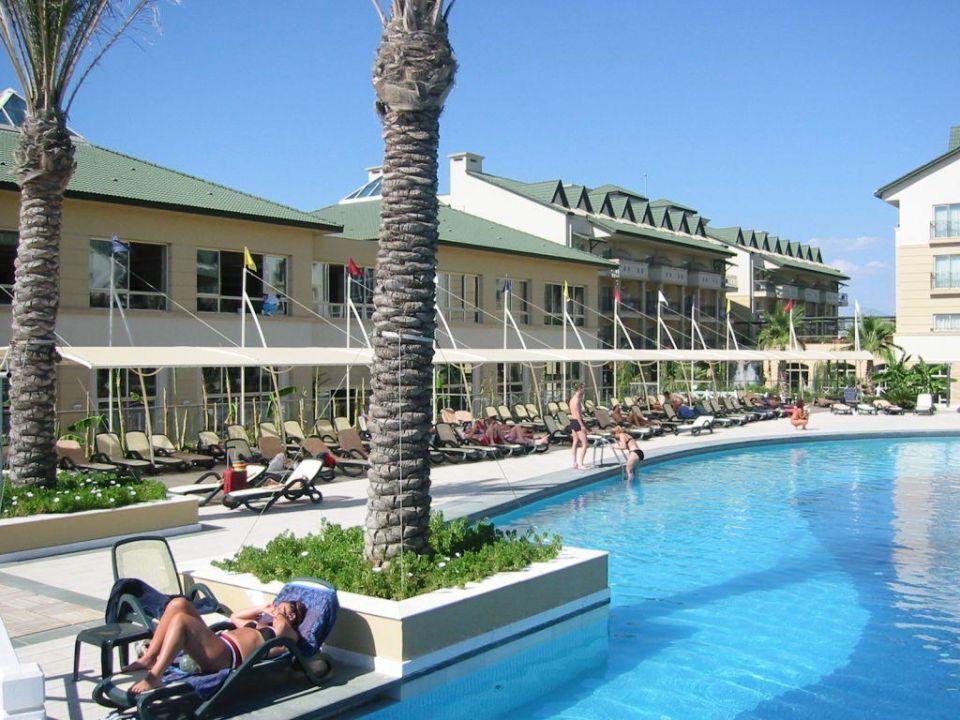 Pool am Tag Alva Donna Exclusive Hotel Belek