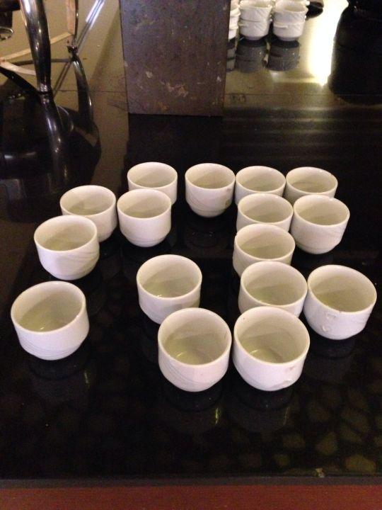 Alle Tassen mit abgeschlagenem Griff The Bosque Hotel