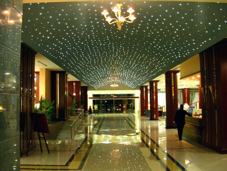 Eingang Iberostar Kipriotis Panorama Kipriotis Panorama Hotel & Suites