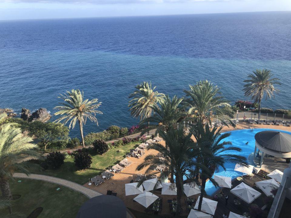 Ausblick Pestana Grand Ocean Resort