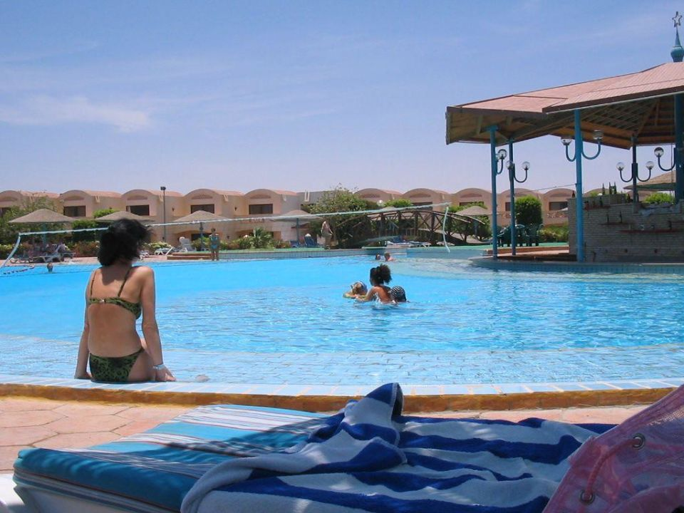 Pool SUNRISE Crystal Bay Resort -Grand Select-