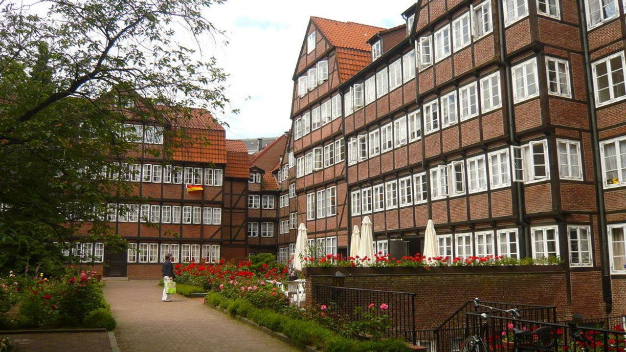 Lindner Hotel Hamburg Am Michel