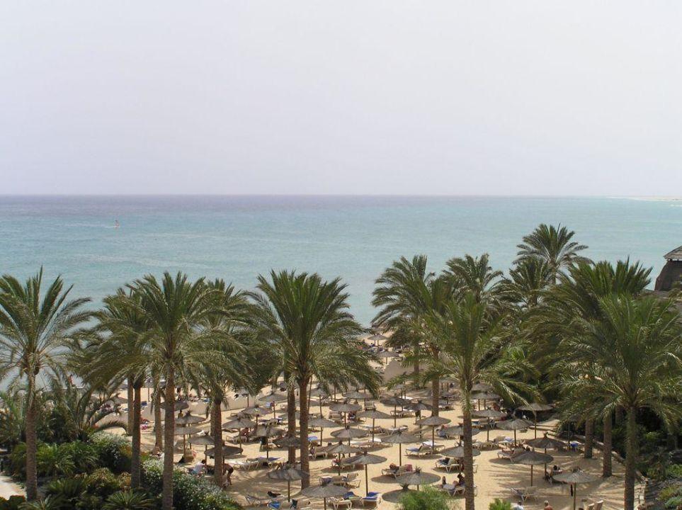 Blick über die Anlage SBH Costa Calma Beach Resort